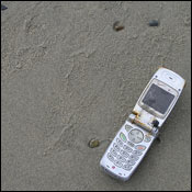 Cellphone_beach