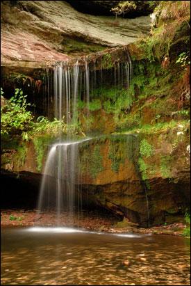 Wisconsin Waterfall