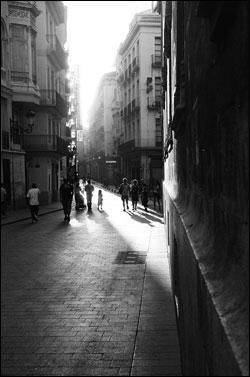 Valencia-Spain-street