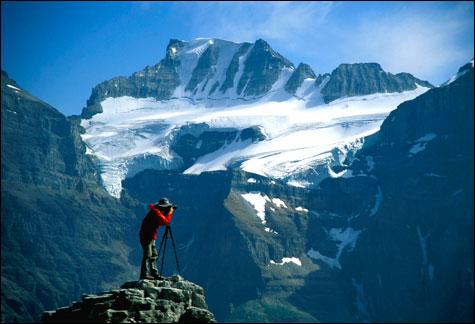 Banff-peak