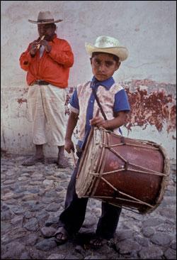 Mexico-musician