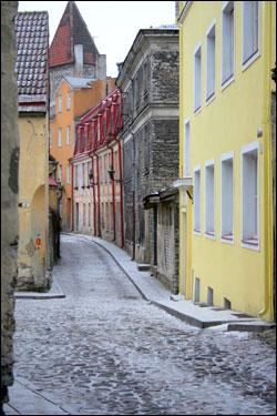Estonia-Street