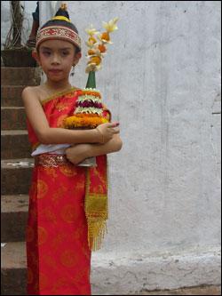 Laos-girl