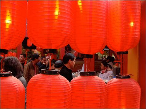 Chinese-lanterns