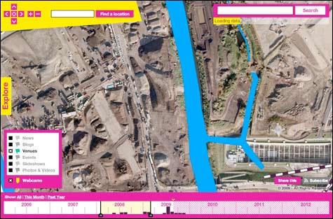 London-2012-Olympics-Map