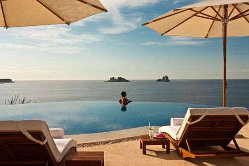 Capella Ixtapa pool