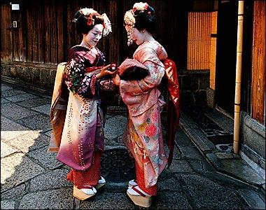 Geisha_Kyoto