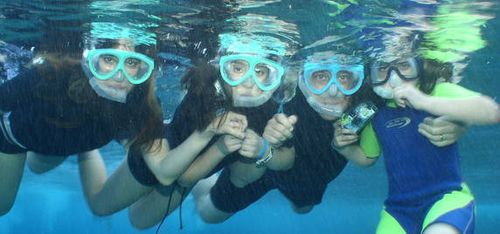 Family-Snorkel-on-Maui-Vacation