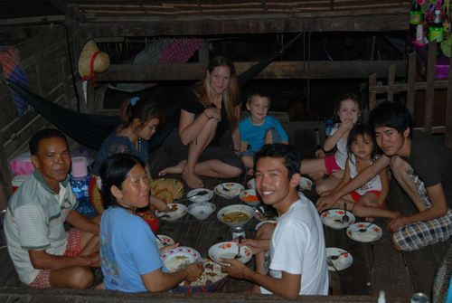 Homestay_Dinner_Cambodia