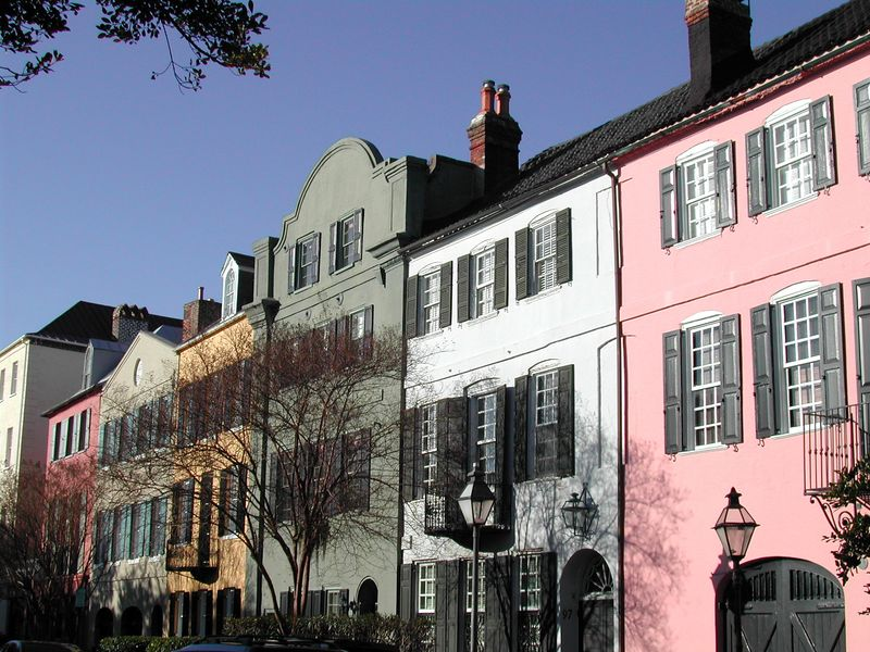 Charleston_Rainbow_Row