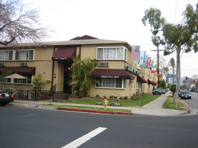 Cheap Hotel in Beverly Hills