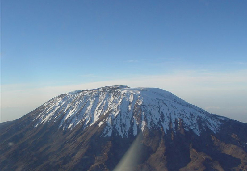 Monte Kilimanjaro - Tanzânia