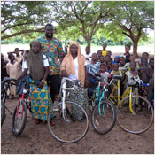 Bikes for Education