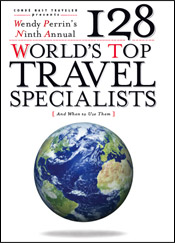 Wendy Perrin's Top Travel Specialists