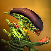 Evil veggies