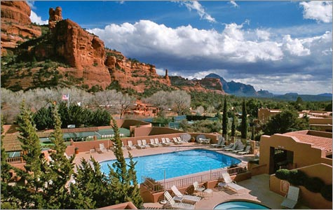 Enchanted Resort in Sedona