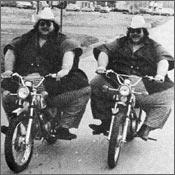 Famous Fat Twins