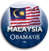 Malaysia for Obama